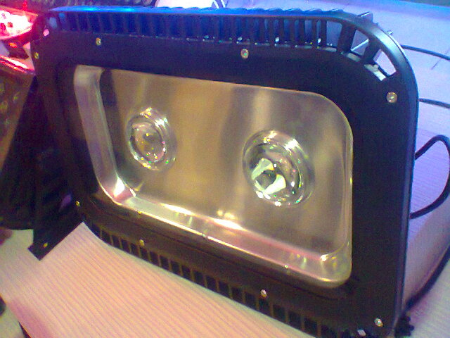 Lampu Sorot LED 2 x 80 watt